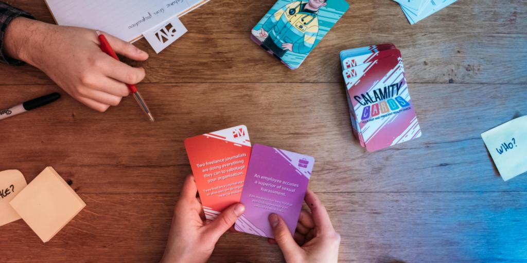 Games-calamity-cards